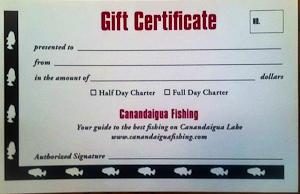 CF Gift Certificate